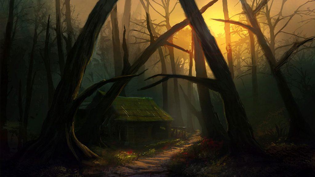 релакс в гората