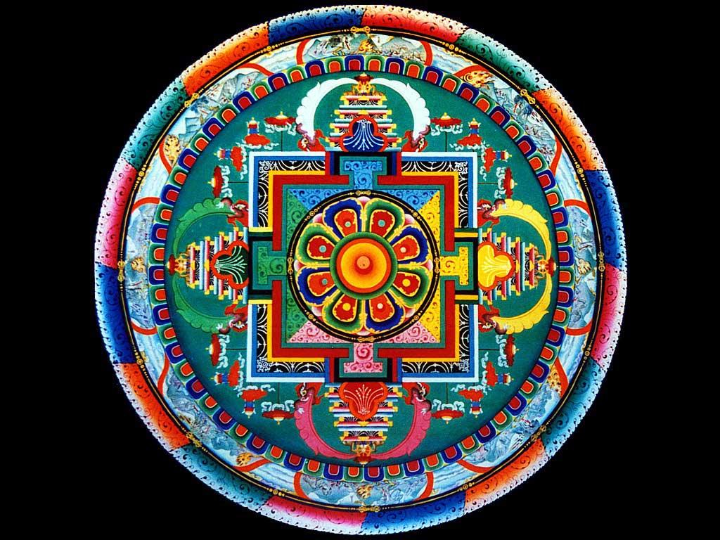 Авалокитешвара мандала на състраданието